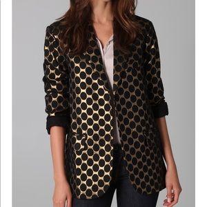 Diane Von Furstenberg DVF Morrison Blazer Jacket 2